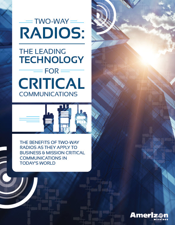 Download eBook: Two-Way Radios - Leading Technology for Critical Communications
